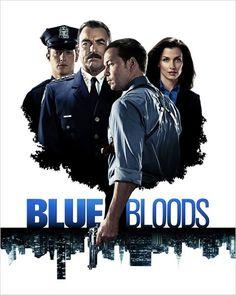 Blue Bloods : Photo Bridget Moynahan, Donnie Wahlberg, Tom Selleck, Will Estes