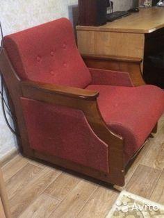 Кресло винтаж-ретро СССР— фотография №1