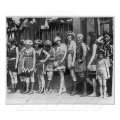 Beautiful Women and One Little Girl 1920 Posters