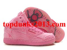 Reebok INT Reebok x Hello Kitty Pink Plush Kitty Morning Glory Shoes on sale 3c15f1185