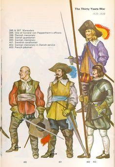 Military Art, Military History, Irish Images, Medieval, Thirty Years' War, Landsknecht, Renaissance Era, Conquistador, Modern Warfare