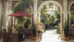 #excll #дизайнинтерьера #решения Разве это не рай? Отель Палаццо сети Коппола   Excellence Group - решения