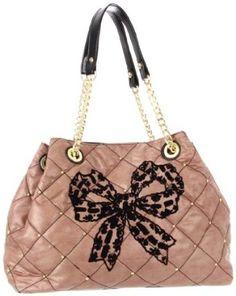 757a2ca6277d Betsey Johnson BH68110 Tote Best Handbags, Unique Handbags, Purses And  Handbags, Fashion Handbags