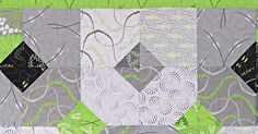 The Twist Of Lime Quilt Is As Cool And Refreshing As It Sounds!