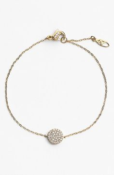Nadri Crystal Line Bracelet available at Nordstrom Wedding ideas