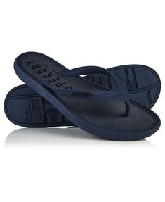 4f06c68b3 Superdry Surplus Goods Flip Flops Navy Best Flip Flops