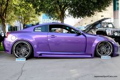 Custom Infiniti G35 on DPE wheels