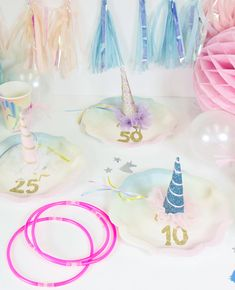 First birthday games for kids ring toss Ideas Dragon Birthday Parties, Birthday Party Games For Kids, Unicorn Themed Birthday Party, Birthday Party Decorations, Unicorn Party Decor, Unicorn Crafts, Turtle Birthday, Turtle Party, Carnival Birthday