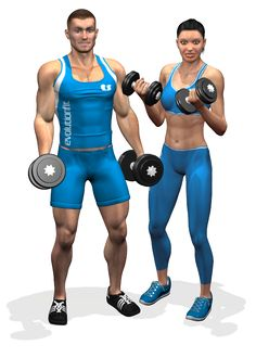 Exercise Glutes: the best exercises to train Glutes