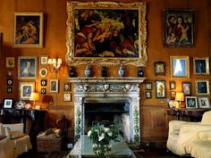 ou may prefer to relax in the magnificent Drawing Room with its grand piano and famous De La Robbia fireplace, all these features combine making Castle Leslie one of the most sought after luxury Castle hotels in Ireland.