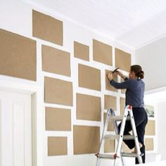 How To Hang A Wall Of Art I Have Been Pondering The Best Way
