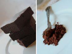 Mat for sjelen. Healthy Sweet Treats, Gluten Free Baking, Sugar Cookies, Sugar Free, Brownies, Paleo, Dessert Recipes, Low Carb, Menu
