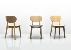 When designing Jaicer, we set out to create a simply beautiful #chair that was constructed entirely from wood.