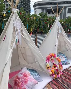 My Little Party Miami - Teepee Party Kid Parties, Slumber Parties, Sleepover, Teepee Party, Teepee Tent, Childrens Playhouse, Picnic Decorations, North Miami Beach, Battery Operated Lights