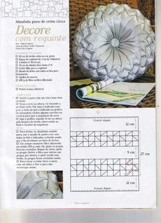 I Like The Bows And Flowers In The Mid Bedlinensilike - Diy Crafts - Marecipe Smocking Tutorial, Smocking Patterns, Sewing Patterns, Sewing Pillows, Diy Pillows, Cushions, Textile Manipulation, Diy Pouf, Sewing Crafts