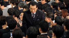 84. 30th August: Naoto Kan, Japan Prime Minister, resigns after the criticism received for his management of the crisis. Yoshihiko Noda is elected in his place. / El 30 de agosto, dimite el Primer Ministro de Japón, Naoto Kan, ante las críticas por su gestión de la crisis. Le sustituye Yoshihiko Noda.