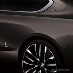 BMW  Pininfarina Gran Lusso Coupé, primeras fotografías