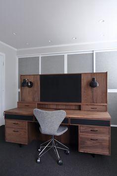 Corner Desk, Decorating, House, Furniture, Design, Home Decor, Corner Table, Decor, Decoration