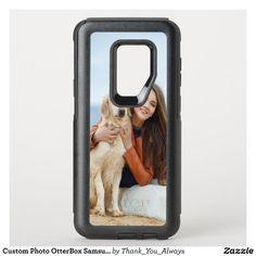 Custom Photo OtterBox Samsung Galaxy S8+ Case - Gift Idea