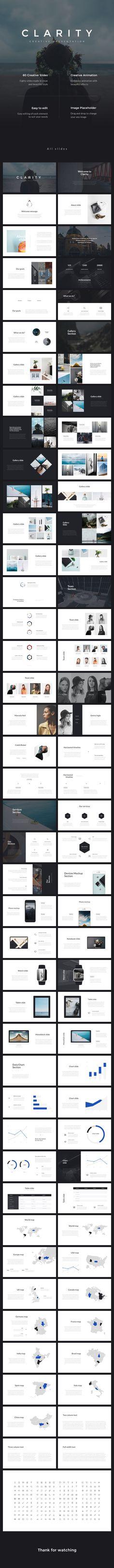 Clarity Keynote Presentation — Keynote KEY #slide #mockup • Available here → https://graphicriver.net/item/clarity-keynote-presentation/17563031?ref=pxcr
