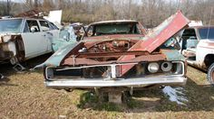 The Largest Mopar Salvage Yard in the World is Full of Chargers and Challengers. Inside Steven's Auto Wrecking.