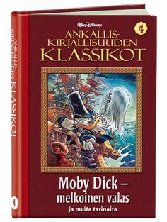 Ankalliskirjallisuuden klassikot 4: Moby Dick - melkoinen valas