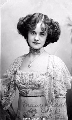 Top 20 Edwardian Actresses With the Most Beautiful Eyes