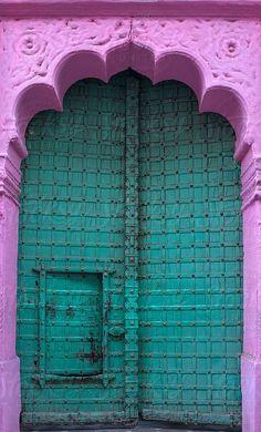 Jodhpur, Rajasthan, India                                                       …