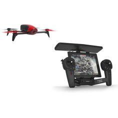 Image of Parrot Bebop 2 Quadcopter Drone and Skycontroller