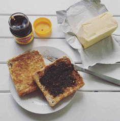 Achieving the perfect butter to Vegemite ratio on toast and sandwiches.