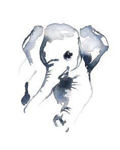 #Bekindtoelephants Art Director, Matilda, Moose Art, Illustrations, Animals, Animales, Animaux, Illustration, Animal Memes