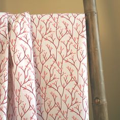 Coral Weed from Beyond the Sea by Michelle Engel Bencsko for Cloud9 Fabrics
