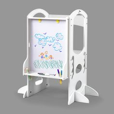 Save $30 OFF The Learning Tower/Easel Combo