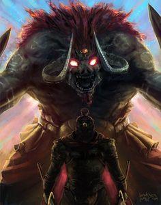 Legend of Zelda: Beast - Created byBrakken