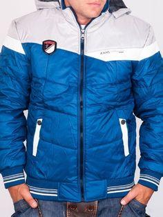 Men Winter Jackets - Represent Grey Winter Jacket - price €50.00 ...