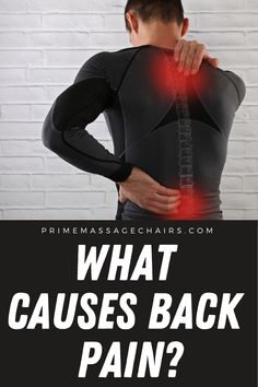 Lot of people suffer from back pain and lower back pain these days. Today, we will look at some of the most common causes of back pain and how to fix it. Click through to learn more. Causes Of Back Pain, Massage Benefits, Learning, People, Studying, Teaching, People Illustration, Folk, Onderwijs