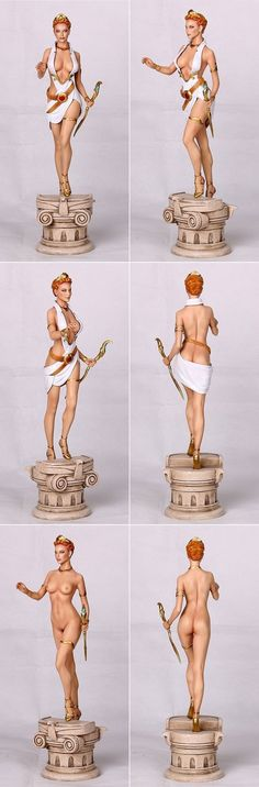 Fantasy Figure Gallery Greek Mythology Collection Statue - Hera (Wei Ho) 1/6