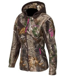 The Scent-Lok Women's Wild Heart Full-Season Jacket is part of the Wild Heart series that was designed from the ground up for women. Description from pinterest.com. I searched for this on bing.com/images