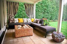love this backyard deck