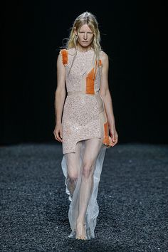 FASHION Magazine   Top Spring 2015 Trends:  Toasted Almond and Tangerine Pantone colors, netural, maybe even romantically whimsical, I'm not sure
