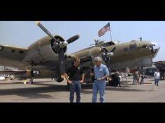 """Boeing B-17 Flying Fortress """"Nine 0 Nine""""- Jay Leno's Garage http://www.youtube.com/user/jaylenosg..."""