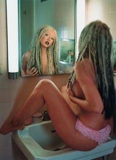 Christina María Aguilera, one of my ultimate fav shoots...