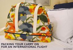Long Haul Carry-On Packing Guide for International Flights