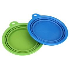 Itery Dog Travel Bowl Pet Folding Bowl Silicone Collapsible Food and Water Bowl -- Read more at the image link. (This is an affiliate link) #DogFeedingandWateringSupplies