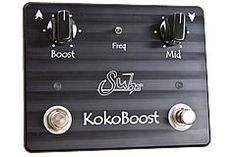 Suhr Koko Boost Pedal - super transparent boost