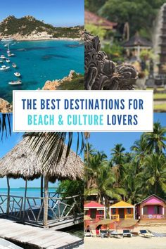 The Best Travel Destinations for Beach and Culture Lovers - Europe Up Close
