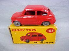 #183 Fiat 600