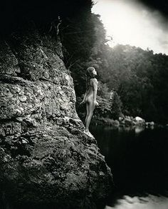 Sally Mann: Sally Mann: Jessie at 9, 1991, from the series Immediate Family.