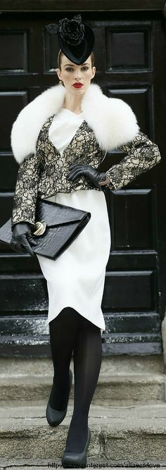 winter racing outfits - Hennessy Gold Cup