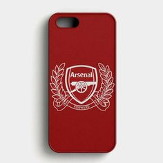 Arsenal Fc Logo 1 iPhone SE Case its a cases, protective yet stylish shield between your phone and accidental bumps, drops, and scratche. Logo Arsenal, Arsenal Fc, Iphone Logo, Iphone Se, Phone Cases, Logos, Products, Logo, Phone Case